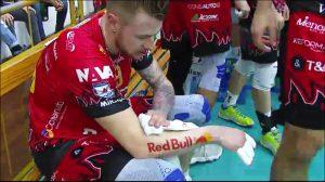 (fanta)CALCIO Zaytsev membro onorario del Lipsia, da parte di Red Bull