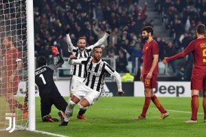 Benatia, gol vincente alla Roma