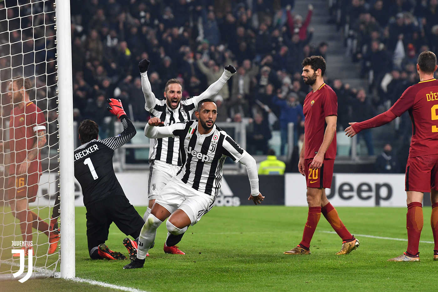 CALCIO Juventus-Roma 1-0, marcatore Benatia