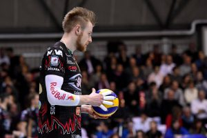 Zaytsev Red Bull
