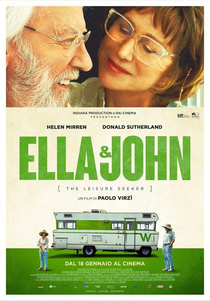 CINEMA Ella & John, il film di Paolo Virzì