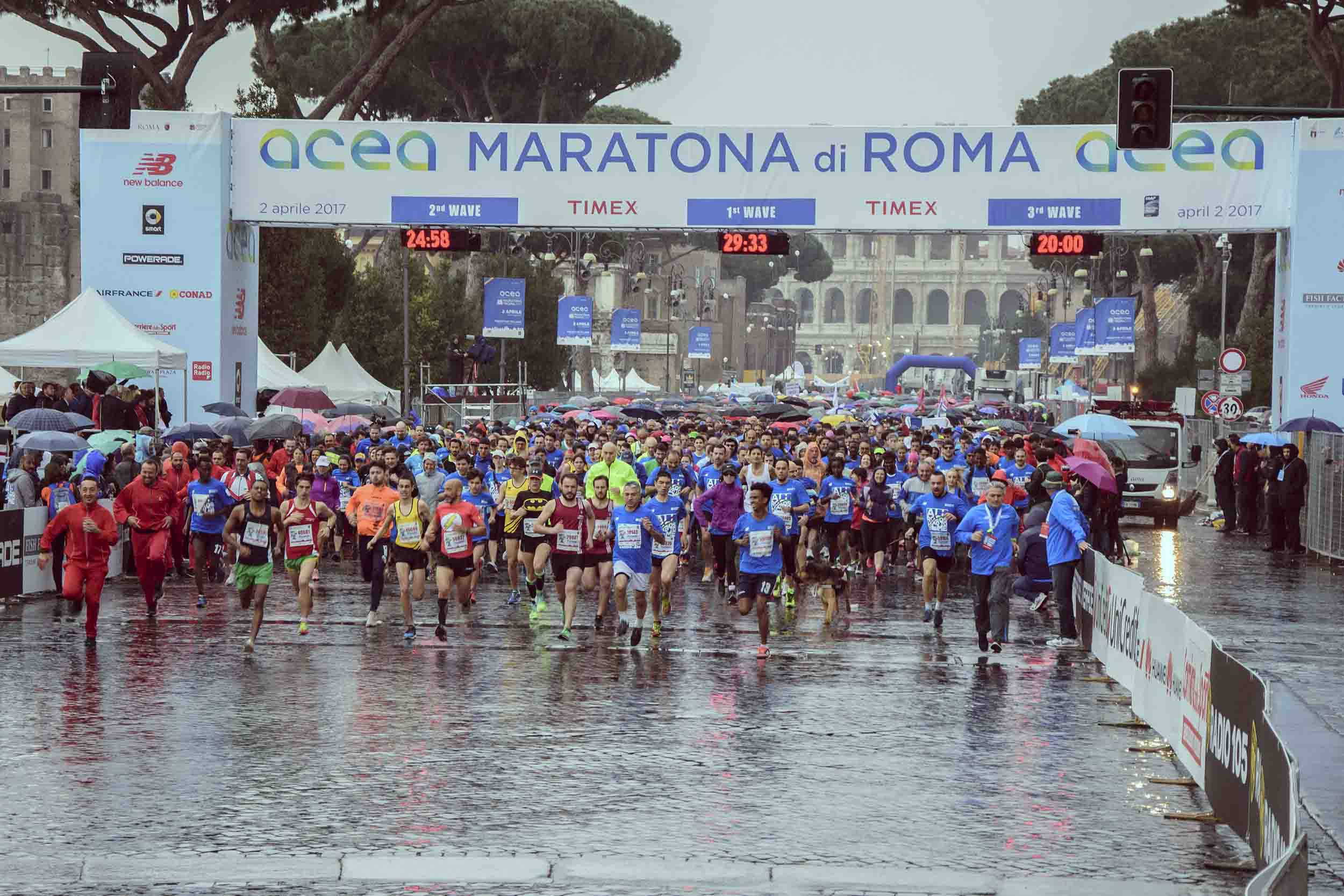 WORD GAMES Maratona di Roma, m5s vuol dire…