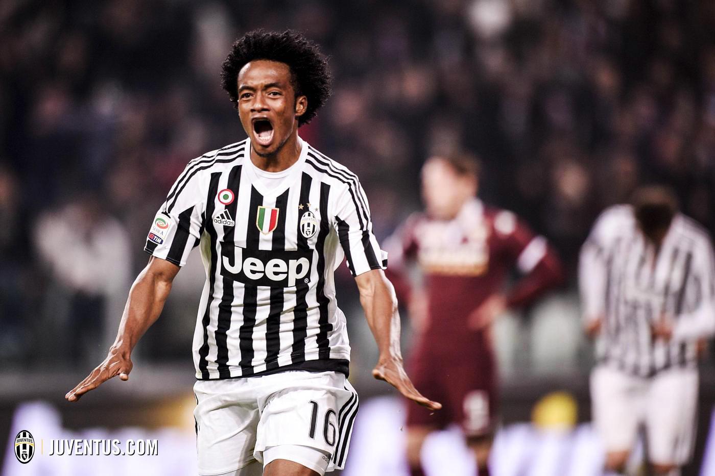 CALCIO Cuadrado si opera, gli errori e la sfortuna della Juventus