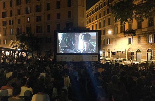 ROMA Il Comune di Roma mette al bando il cinema e lo sport
