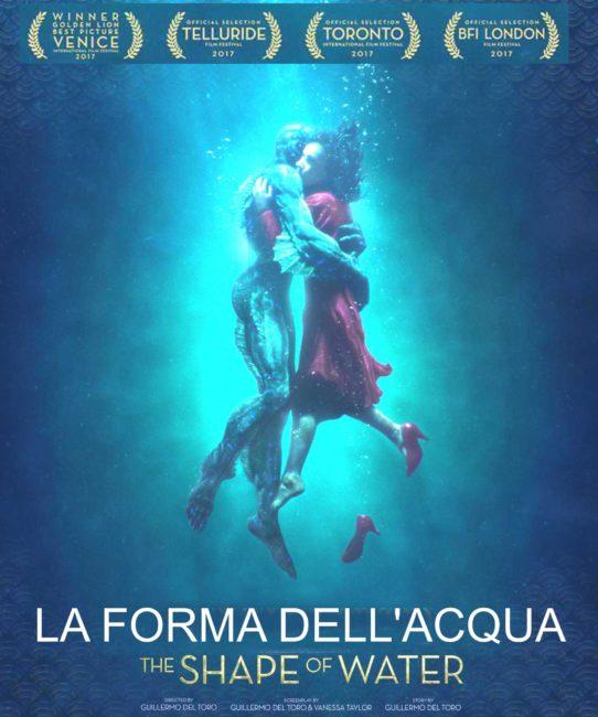 CINEMA La forma dell'acqua (The shape of water)