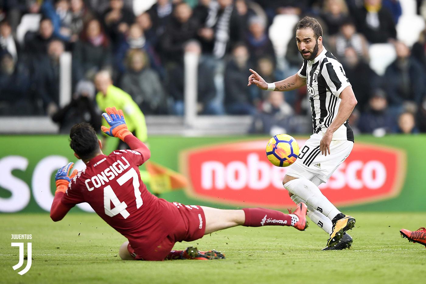 CALCIO Higuain con la Juventus, da Pipita a Pipa