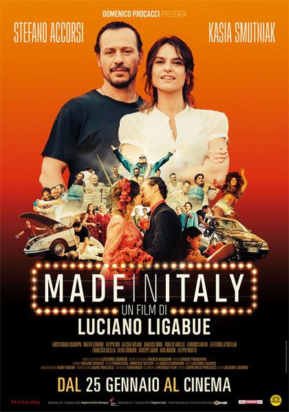 CINEMA Made in Italy, il film di Ligabue