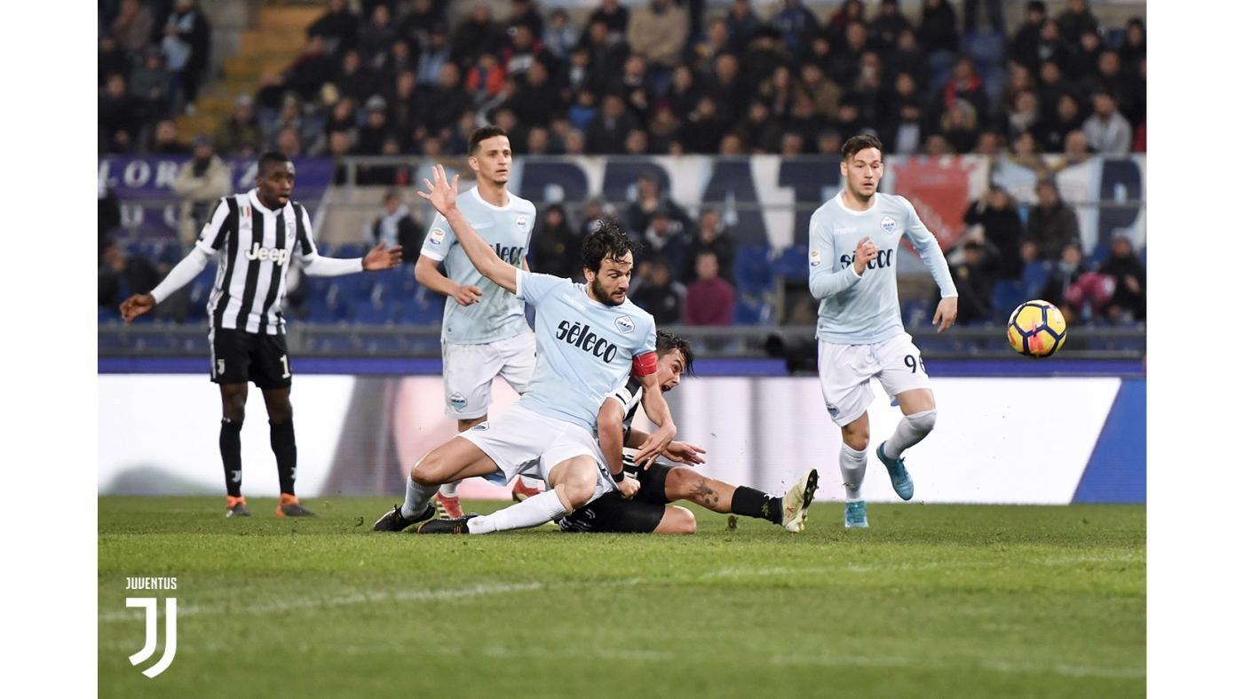 CALCIO Lazio-Juventus all'ultimo respiro