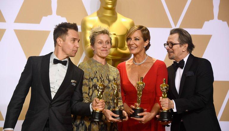 CINEMA Oscar 2018, i vincitori