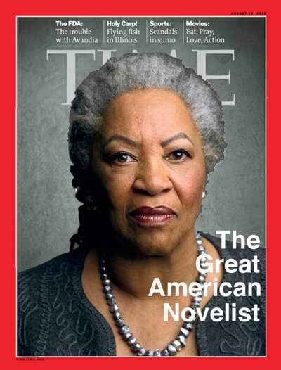 PENSIERI E PAROLE Toni Morrison e il razzismo