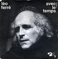 MUSICA Avec le temps, Léo Ferré