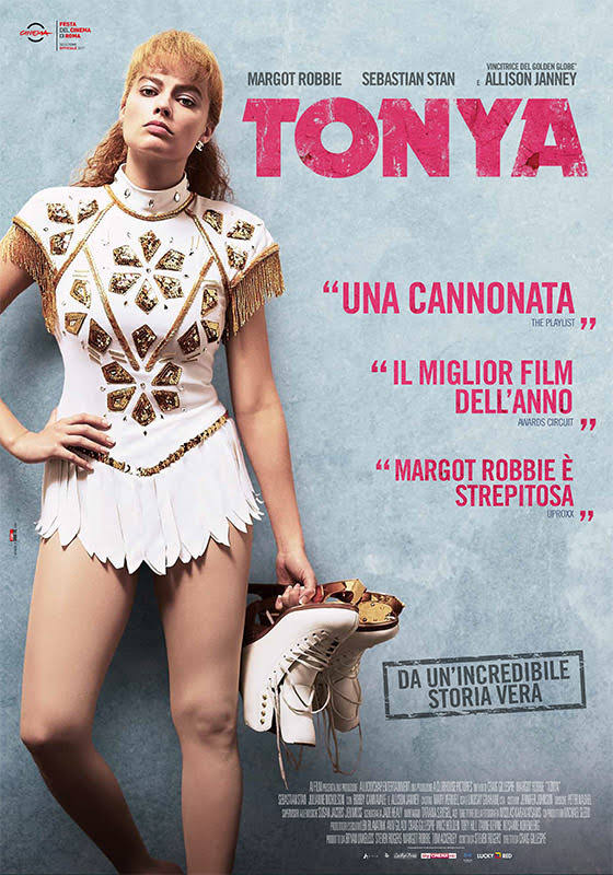 CINEMA Tonya, il film