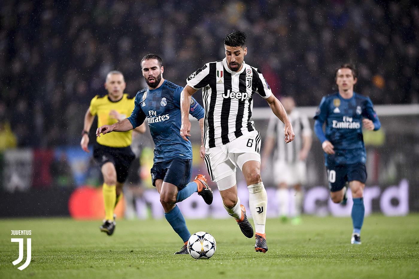 CALCIO Juventus-Real Madrid 0-3