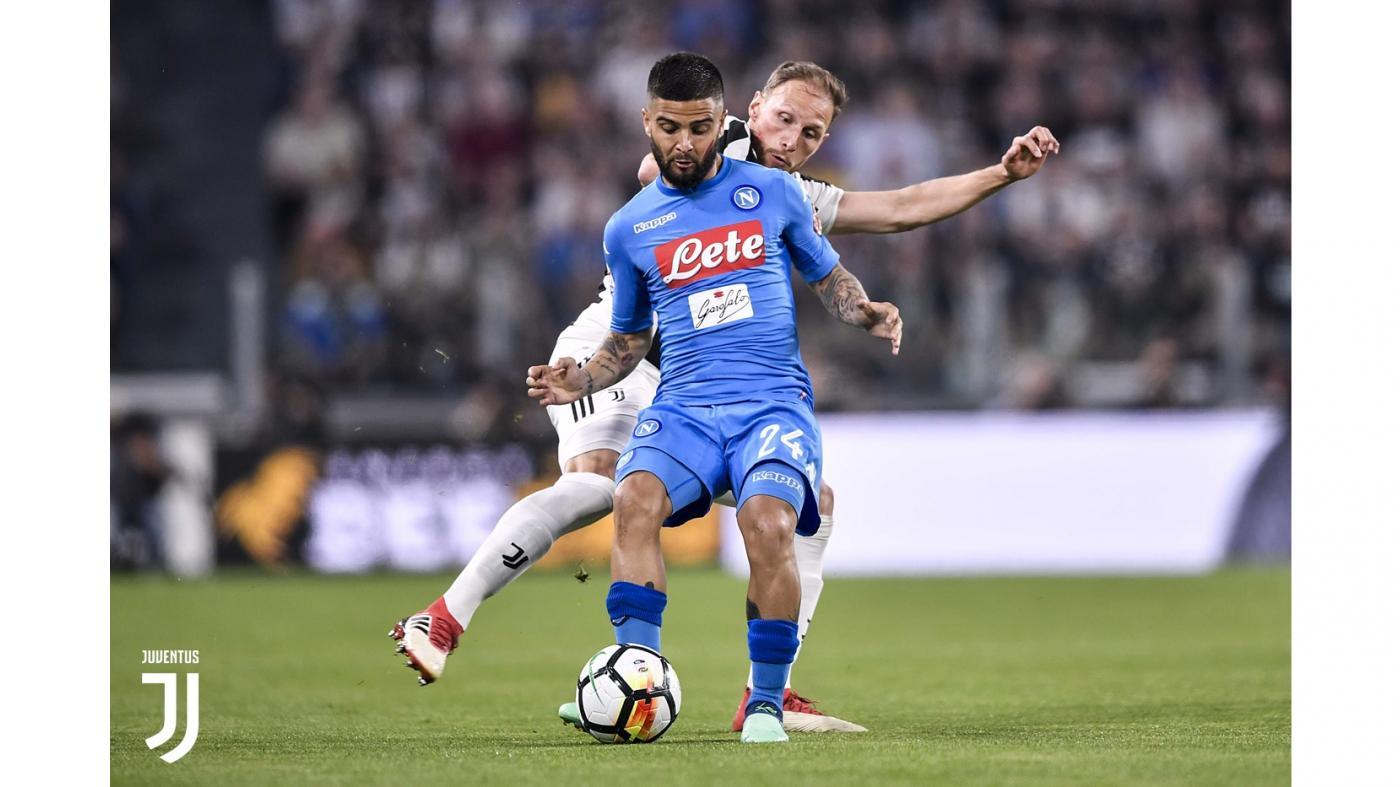 CALCIO Juventus-Napoli 0-1
