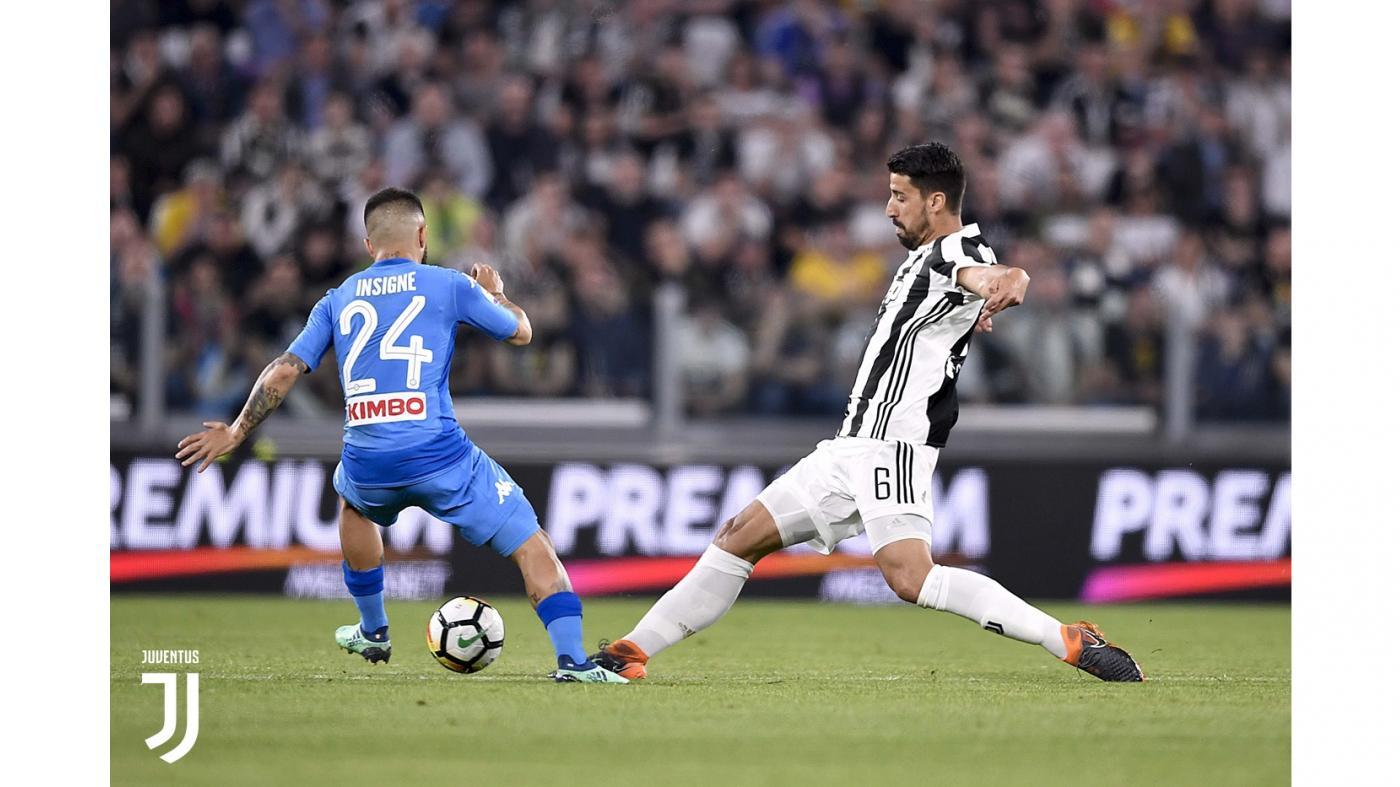 CALCIO Juventus e l'azzurro fatale