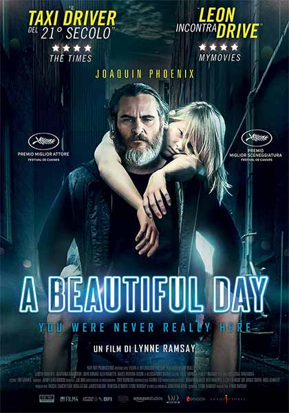 CINEMA A beautiful day, il film