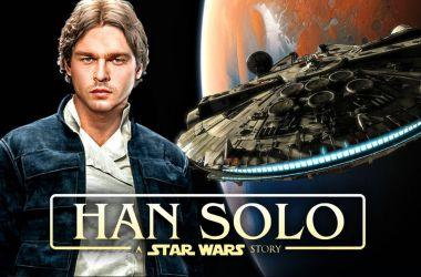 CINEMA Han Solo A Star Wars Story