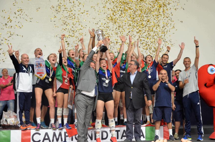 VOLLEY Monini: «Volleyrò, chiuso un ciclo favoloso»