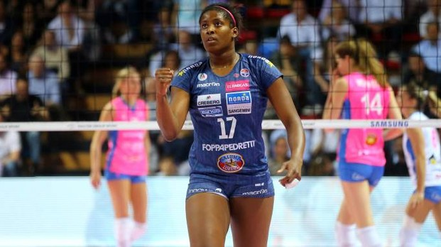 VOLLEY Sylla all'Imoco: Occasione per crescere