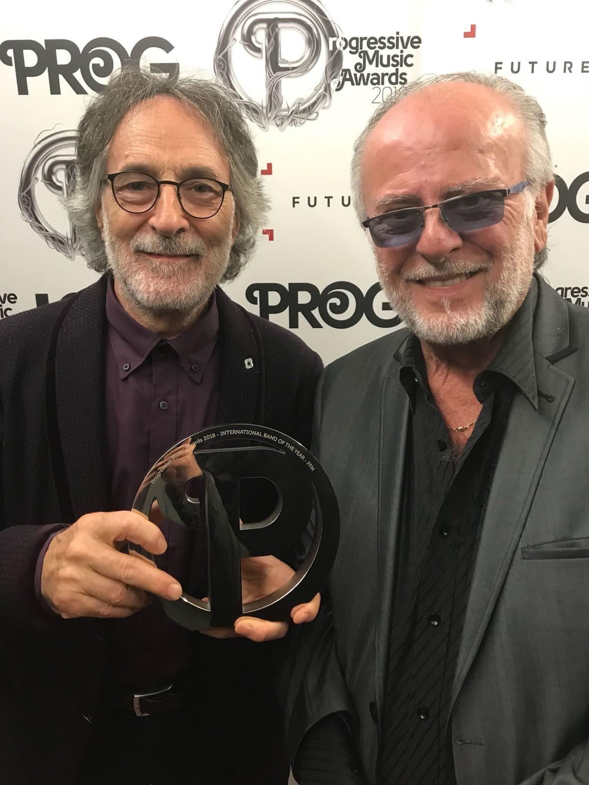 MUSICA Prog Awards: PFM band dell'anno