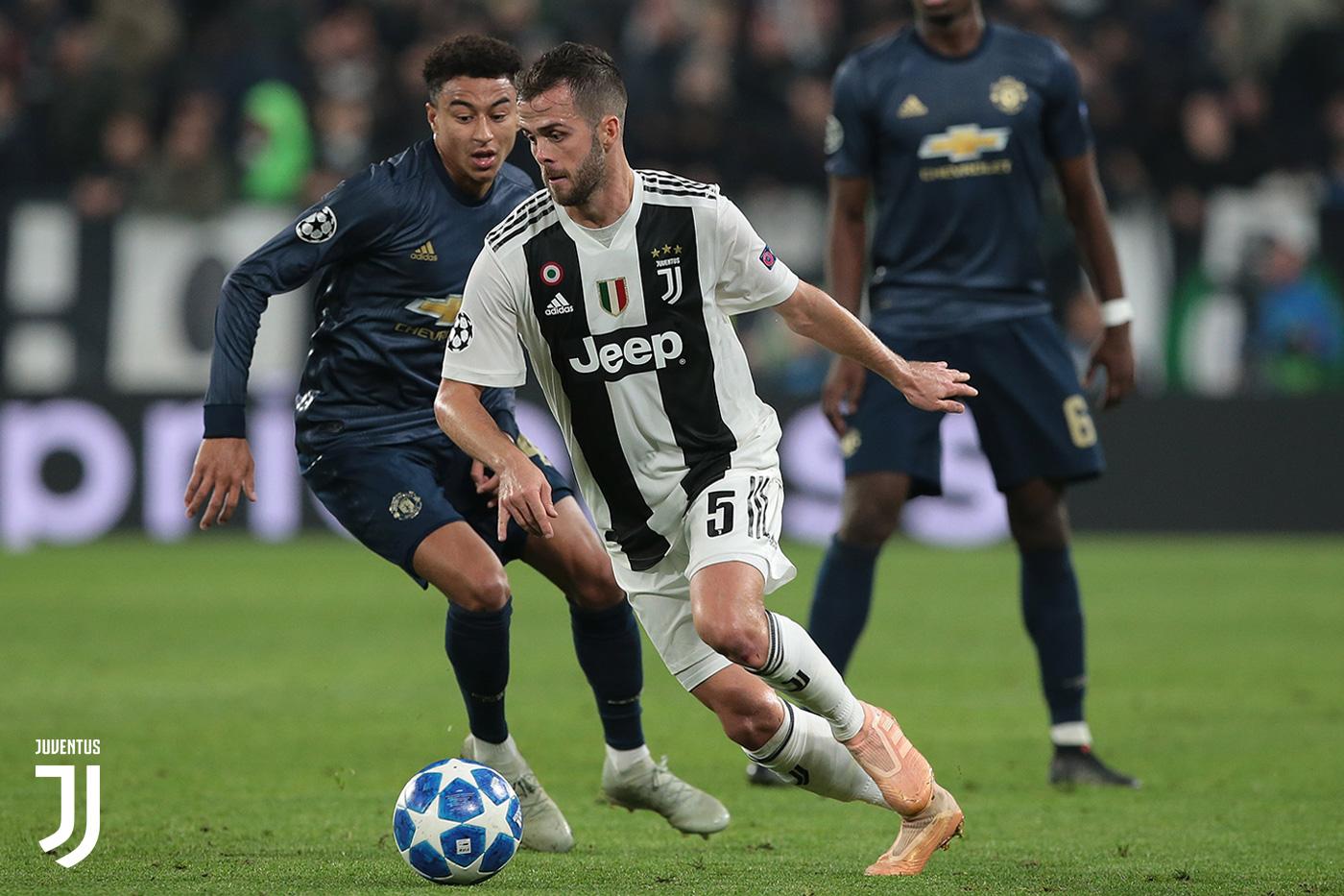 CALCIO Juventus-Manchester United 1-2