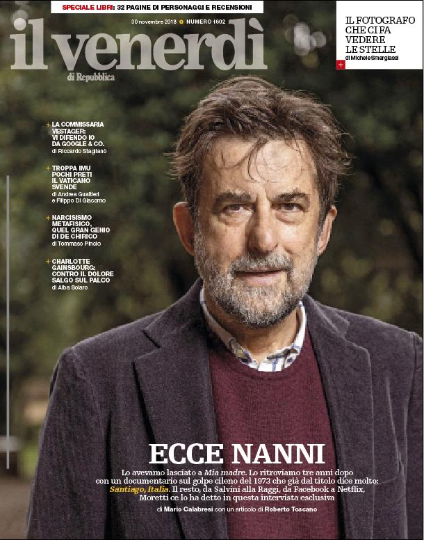 PENSIERI E PAROLE Nanni Moretti a tutto campo