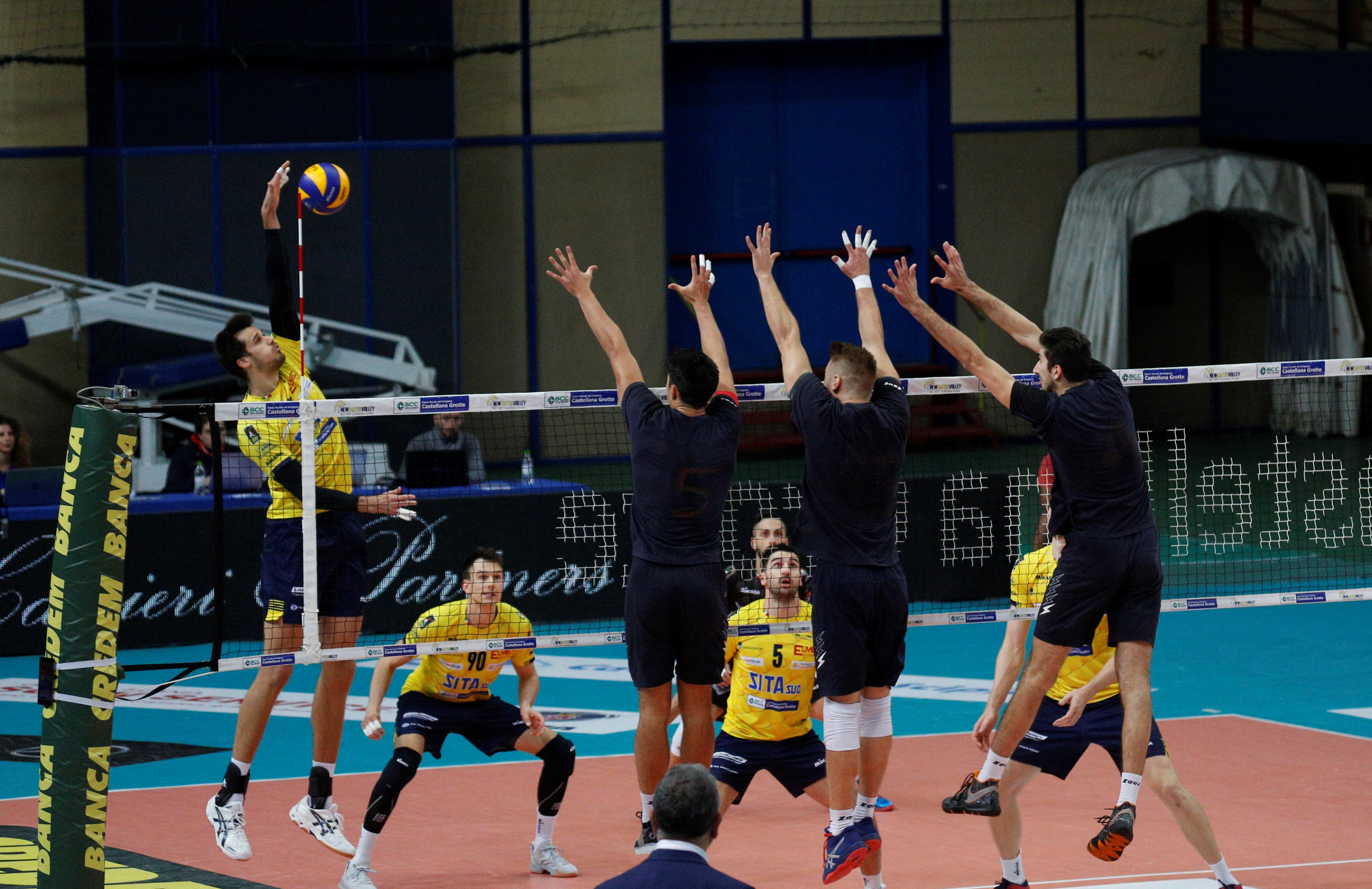 VOLLEY Sora, pagina nera per la SuperLega