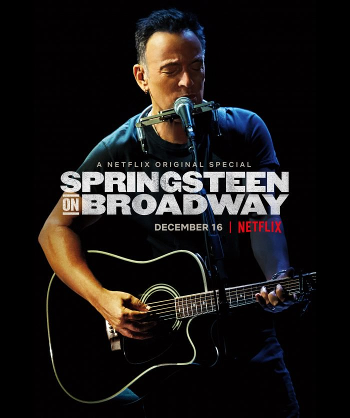 MUSICA E TEATRO Springsteen on Broadway