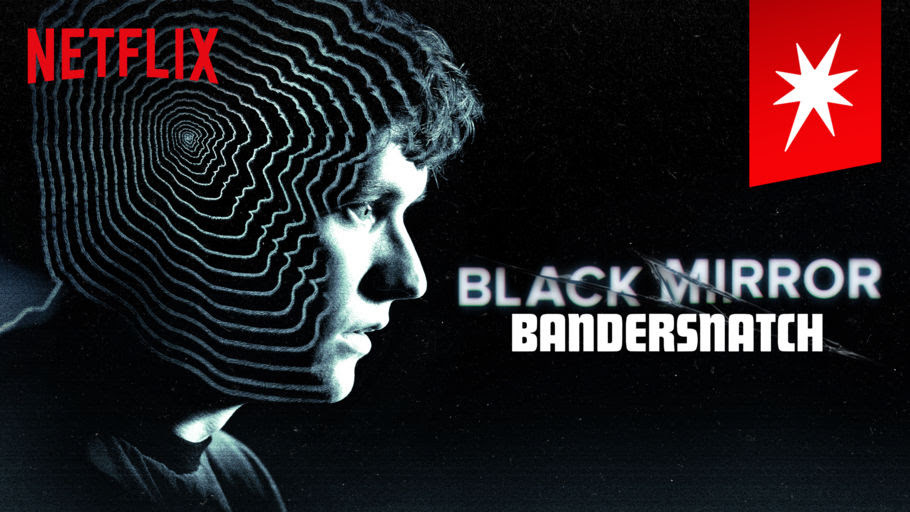 SERIE TV Black Mirror Bandersnatch