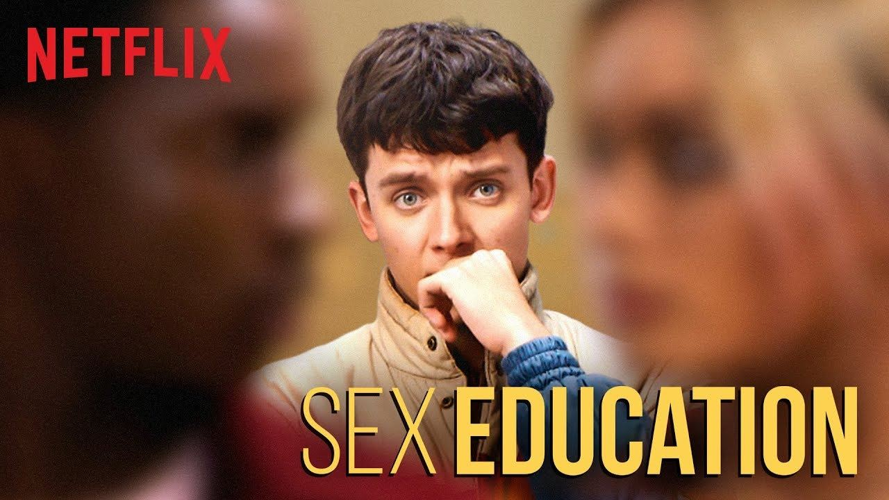 SERIE TV Sex education, su Netflix