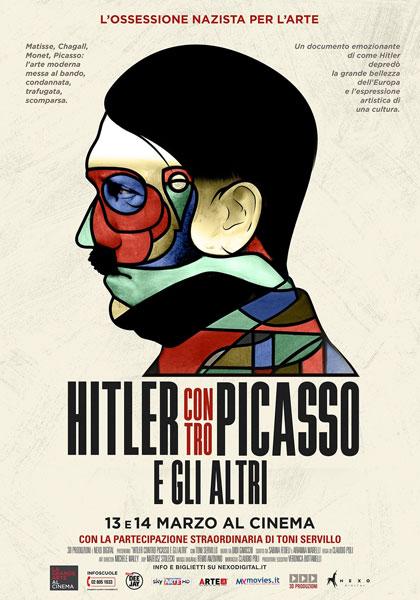 CINEMA Hitler contro Picasso e gli altri