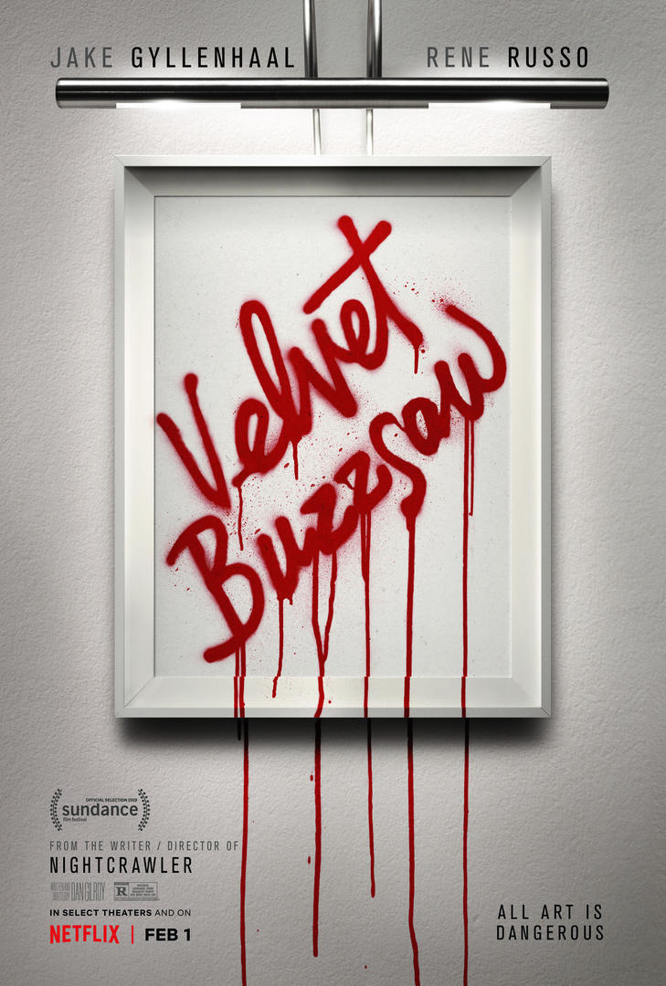 CINEMA Velvet Buzzsaw