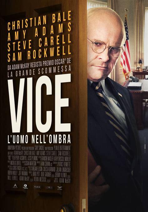 CINEMA Vice – L'uomo nell'ombra