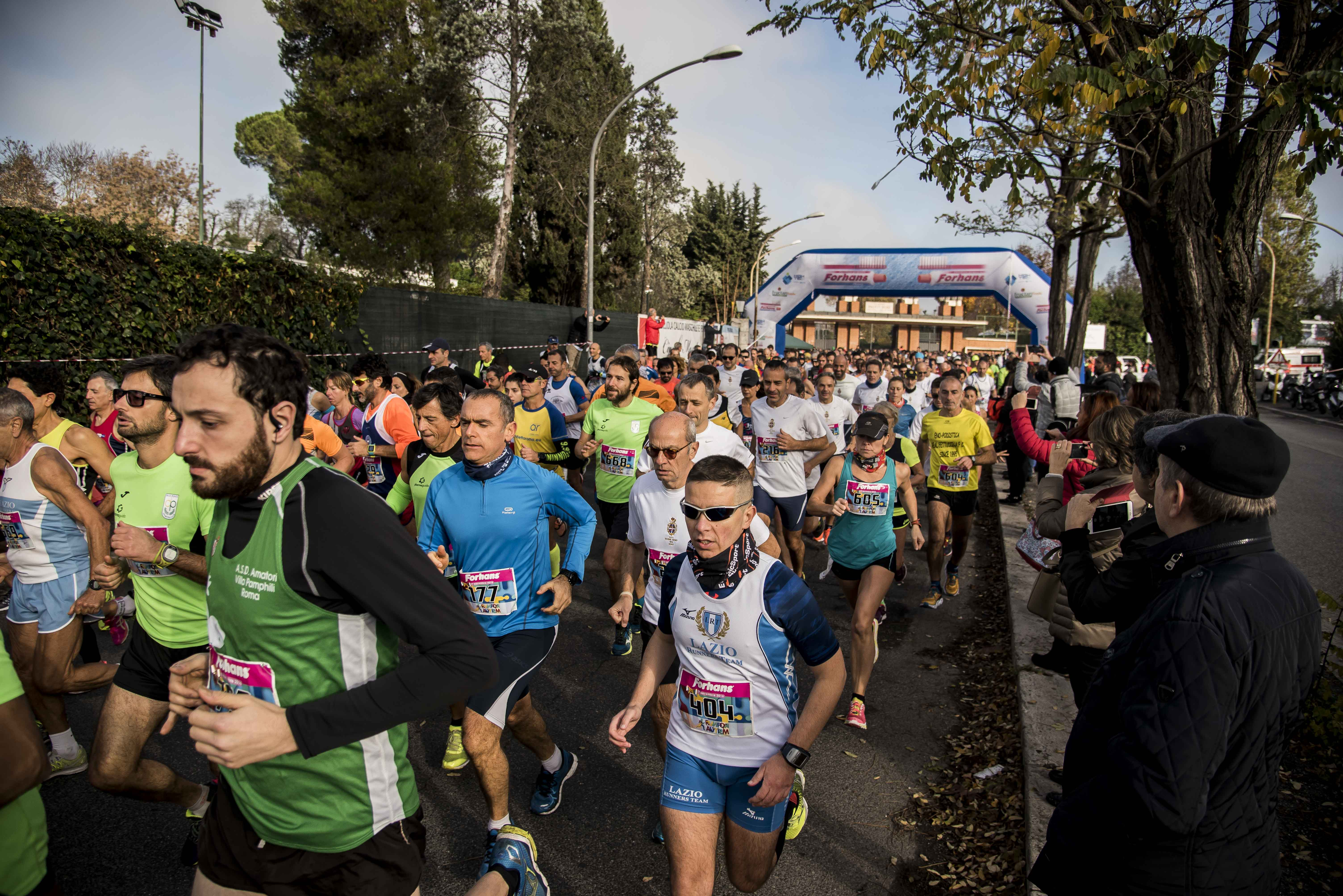 ATLETICA Domenica la Run for Autism