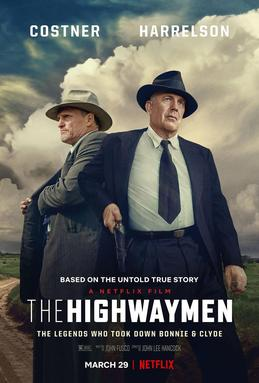 CINEMA The Highwaymen, su Netflix