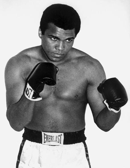 SPORT Muhammad Ali in mostra a Napoli