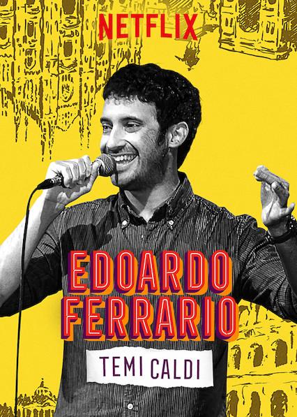 TEATRO TV Edoardo Ferrario su Netflix