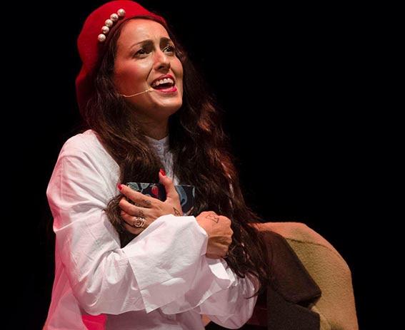 MUSICA Syria canta Gabriella Ferri