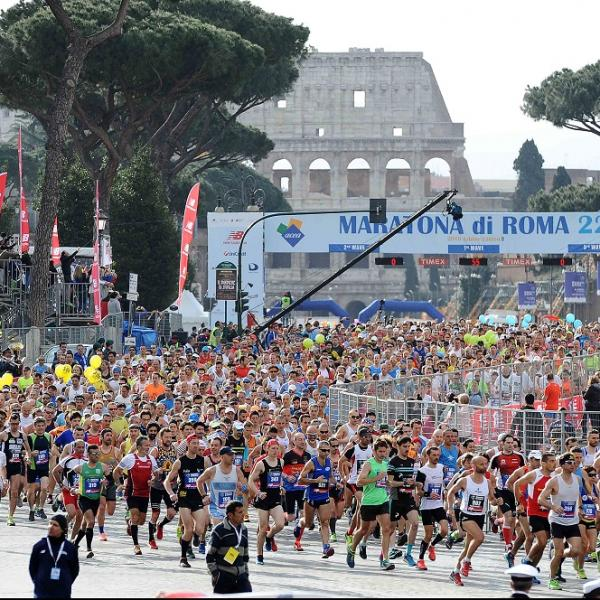 ATLETICA Maratona oscurata, vergogna Rai