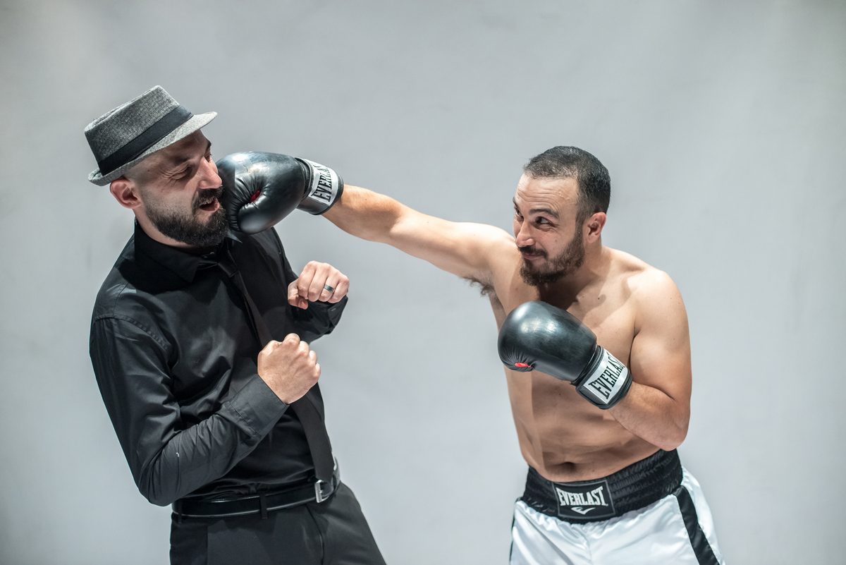 TEATRO Muhammad Ali al Piccolo Eliseo