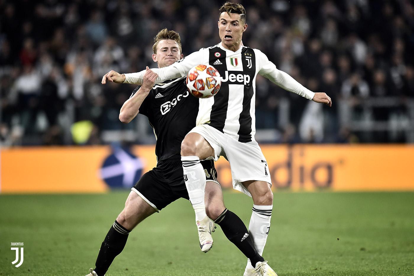 CALCIO Juventus, De Ligt e castigo