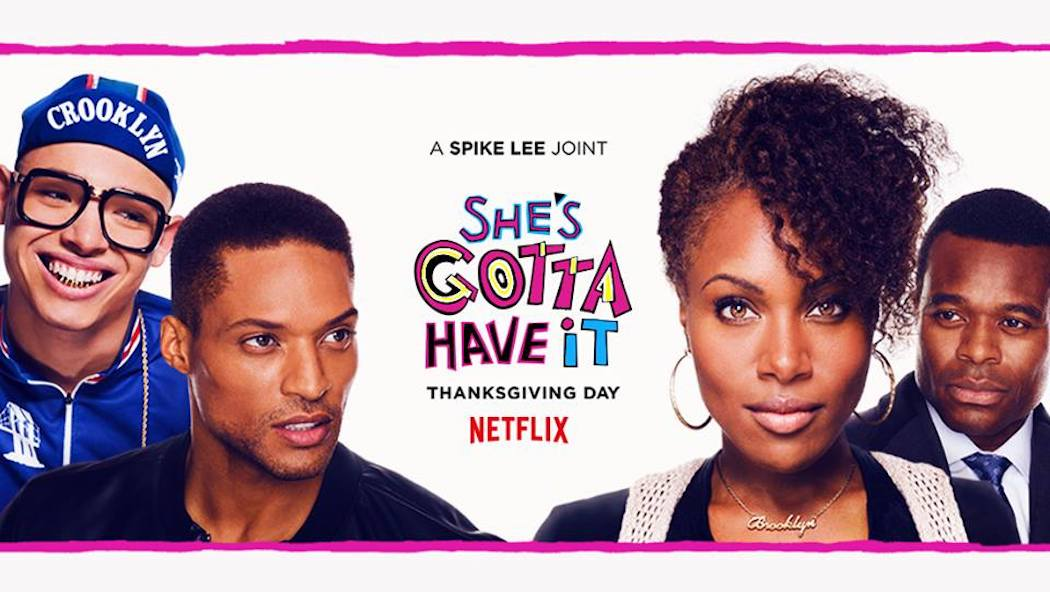 SERIE TV She's gotta have it