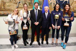 VOLLEY Separati a Palazzo Chigi: perché?