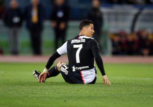 CALCIO Juventus brutta maglia senza le strisce