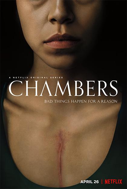 SERIE TV Chambers, su Netflix