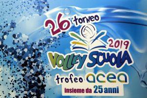 VOLLEY Raccontando Volley Scuola, il puzzle 2019