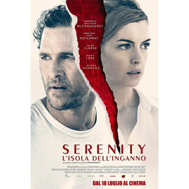 CINEMA Serenity, l'isola dell'inganno