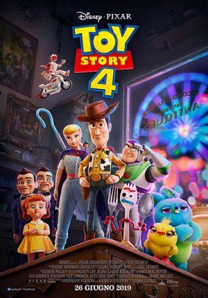 CINEMA Toy Story 4
