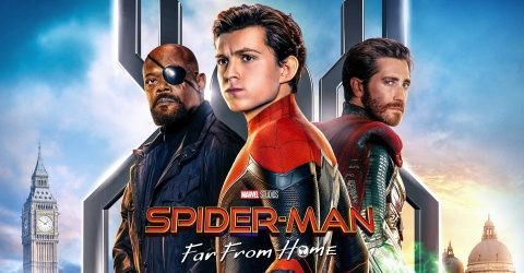 CINEMA Spider man – Far from home