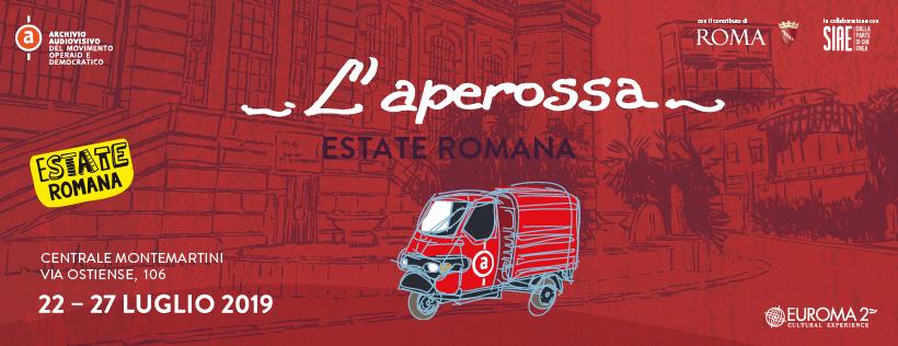 ROMA L'Estate Romana dell'Aperossa